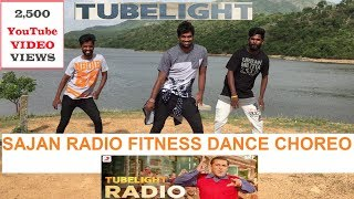 Sajan Radio Dance | Tubelight Salman Khan | Dance Fitness Choreograph By Ar WIN | ZUMBA
