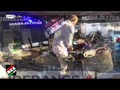 "Andy Narell  "" Dee Mwa wee "" ( Madajazzcar Festival 2015 )"