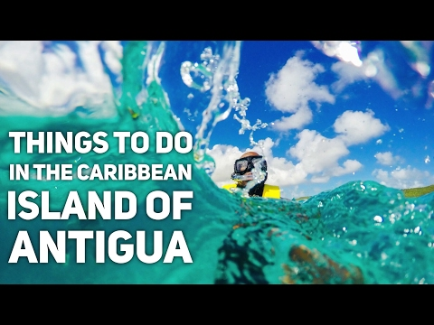 Things To Do In The Caribbean Island Of Antigua