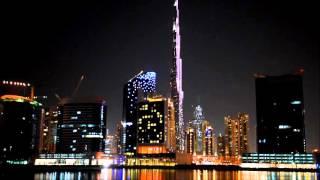 Burj Khalifa LED Display