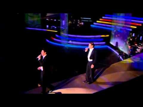 Il divo amazing grace hq youtube - Il divo amazing grace video ...