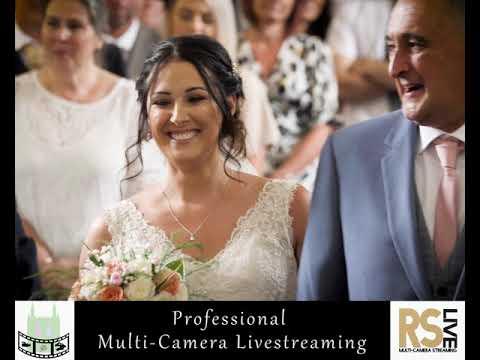 Multi-camera Livestreaming for Weddings.