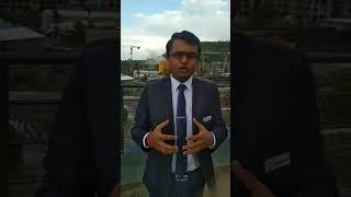 Our Sales Head Mr. Sanjay Baviskar sharing his thoughts on The Cliff Garden, Hinjewadi