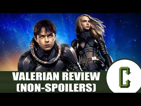 Valerian Review (Non-Spoilers) - Collider Video