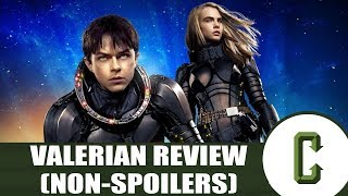 Valerian Review (Non-Spoilers) - Collider Video