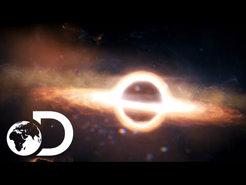 Supermassive Black Hole | How The Universe Works