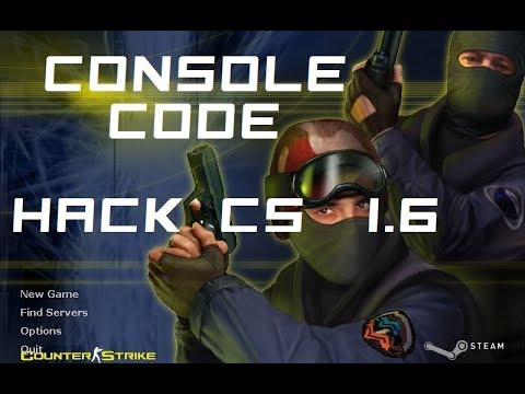 Console Code For Headshot - Cs 1.6 Hack (HD)