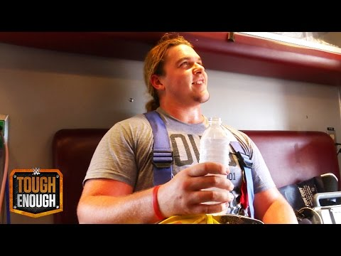"""Don't let 'em see you think"": WWE Tough Enough Digital Extra, August 4, 2015"