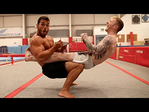 extreme-yoga-challenge-|-mens-gymnasts-ft-ross-edgley-{never-again!?}