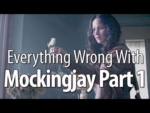 Everything Wrong With The Hunger Games: Mockingjay Part I