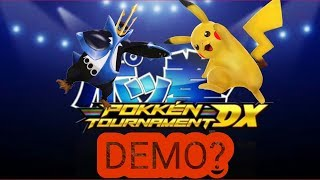Pokken DX All Characters 🐀🐧