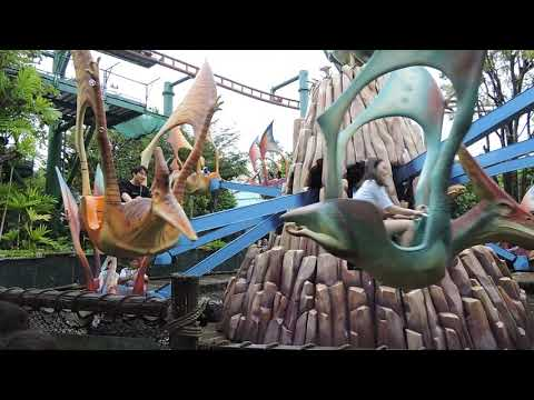 TrishWish - Trisha's - Singapore – Universal Studio - Dragon ride