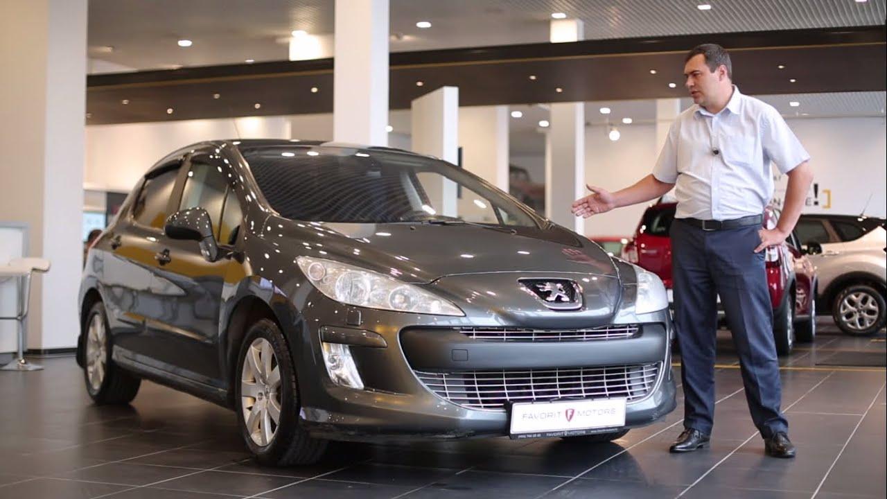 Обзор б/у Peugeot 308 2009 года. Тест-драйв Пежо 308 с ...