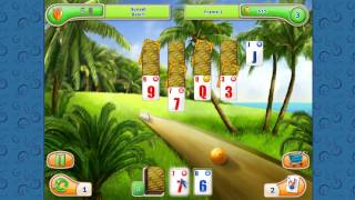 Strike Solitaire 3: Dream Resort (Gameplay)