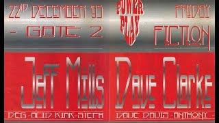 JEFF MILLS @ Fiction Gate 2 @ Extreme (Affligem):22-12-1995