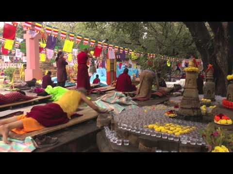 On the Path of the Buddha: Buddhist Pilgrimage in North India
