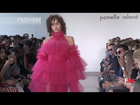 PAMELLA ROLAND Highlights Spring 2020 New York - Fashion Channel