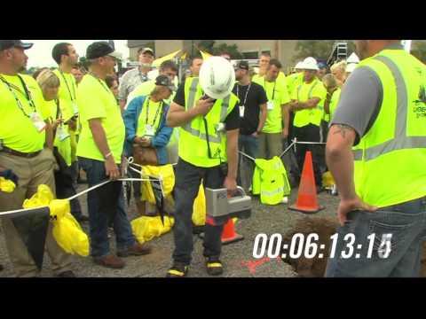 Martin Hildreth Company, Inc., Ultimate Crew Showdown ICUEE 2015 | Vermeer Underground Equipment