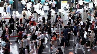 4連休、にぎわう行楽地「やっと旅行」 東京脱出の動き