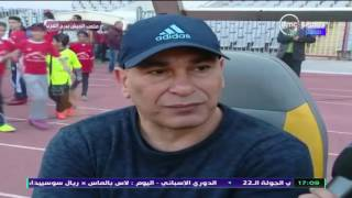 المقصورة - ابراهيم حسن: عايزين عدل بين الاهلي والزمالك والمصري في افريقيا