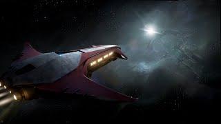 Recreating Starliner Concept Art in Unreal Engine 4 / UE4