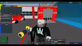 Roblox out leg Fire impact