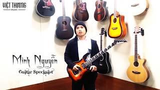 Tập Guitar thùng hay Guitar điện trước | Việt Thương Music