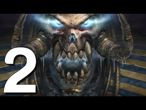 Let's Play Warcraft 3 (#2) - Cult of the Damned