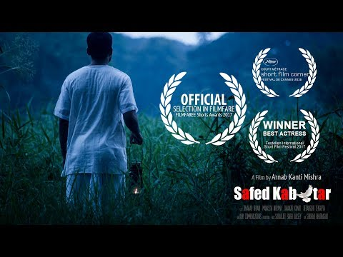 Safed Kabootar TRAILER - Cannes Court Mètrage 2016