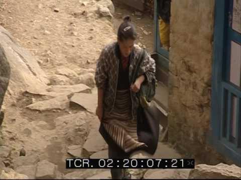 Download Nepalese village - Himalayas - Nepal
