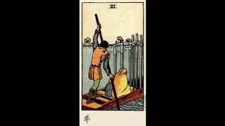 (The SIX OF SWORDS) Tarot Card Explanation For TWIN FLAMES