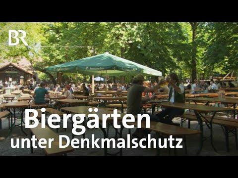 Genuss Mit Geschichte: Unterwegs In Biergärten Mit Denkmalschutz Mit Dem Schmidt Max | Freizeit | BR