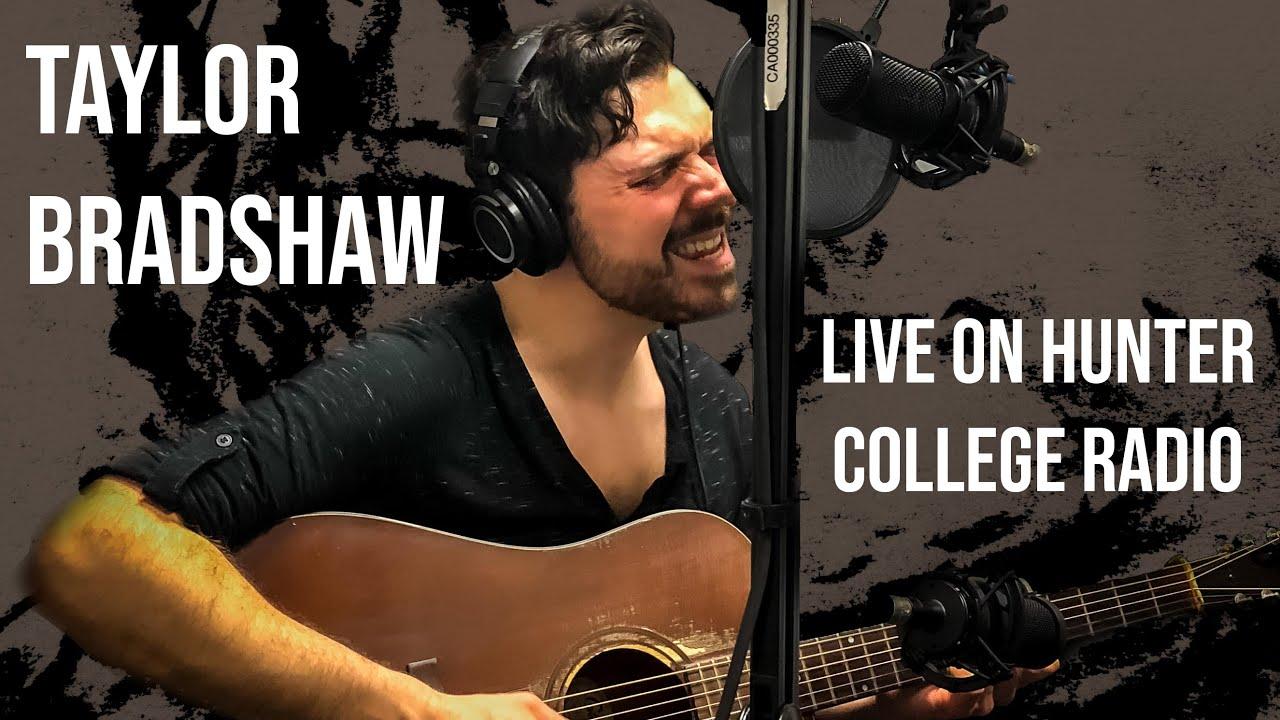 Taylor Bradshaw Interview on Hunter College Radio