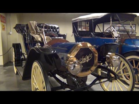 Car Museum Calgary-Heritage park- october 2011.