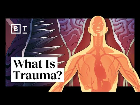 """What is trauma? The author of """"The Body Keeps the Score"""" explains"""