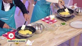 [CUISINE] Une omelette parfaite ! #CCVB