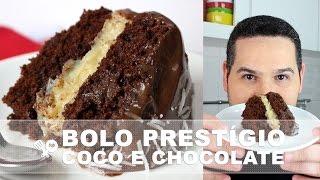 Como fazer bolo prestígio