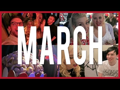 MARCH | Time of The Month 2016