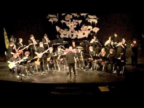 Holy Names Catholic High School Jazz Band