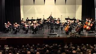 George Bizet - Symphony in C -- Finale: allegro vivace (4/4)