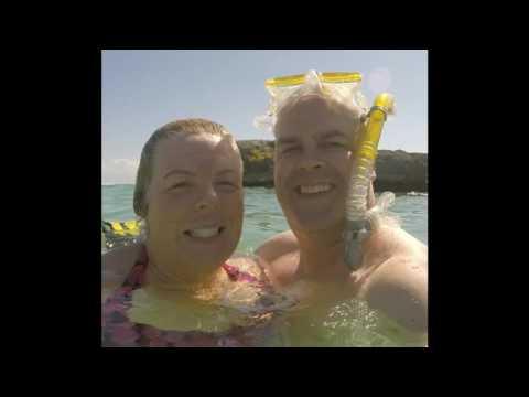 Caribbean Sea Snorkeling 2016