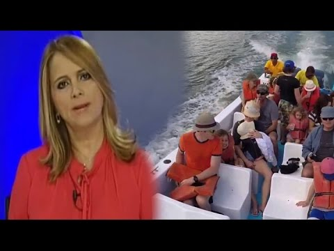 Nuria Piera Revela Lo Que Nadie Quería Mostrar De Las Personas Ahogadas En Los Haitíses