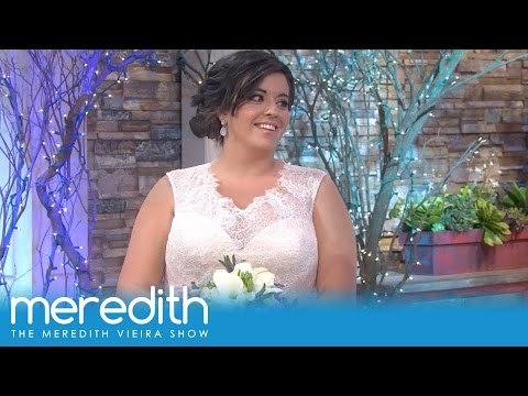 Curvy Girl Bridal Fashion Show, Plus Surprise! | The Meredith Vieira Show. http://bit.ly/2JJu2X1