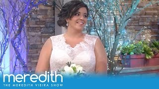 Curvy Girl Bridal Fashion Show, Plus Surprise! | The Meredith Vieira Show
