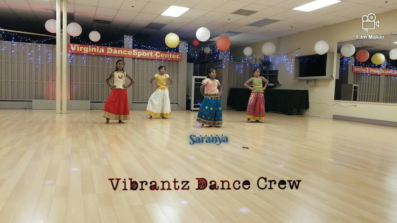 Vibrantz Dance Crew | Gundu Manga Thopukulla | Sachin | Dance Performance | Choreo by Singaram