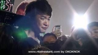 RIT เบื้องหลังตอนถ่าย MV รักหนึ่งคำฯ3/6