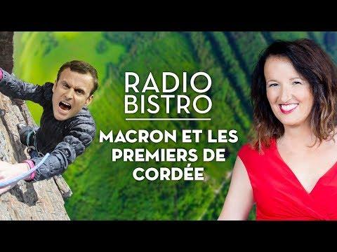 Anne Roumanoff - Macron et les premiers de cordée