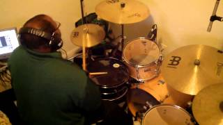 Lamar Campbell & Spirit of Praise - Closer To You (Drum Cover)