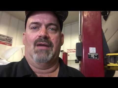 Dodge Ram Fuel Pump Replace