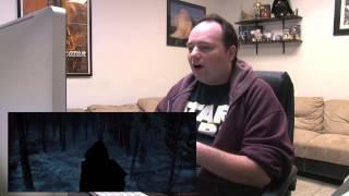 Rich Evans Star Wars: The Force Awakens Trailer Reaction